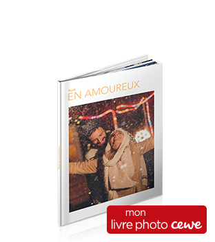 LIVRE PHOTO CEWE A4 Portrait
