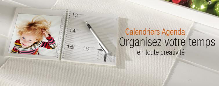 Calendrier Photo Agenda