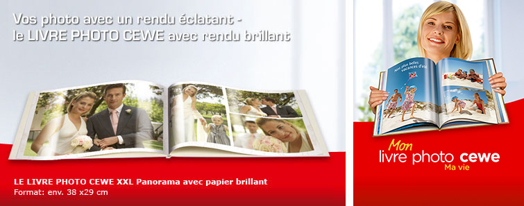 LIVRE PHOTO XXL AVEC UN FINI BRILLANT AVEC PHOTO MARRIAGE