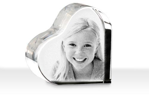 Informations sur le cœur en cristal