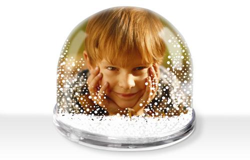 Informations sur la boule à neige
