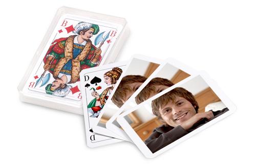 Informations sur le jeu de cartes