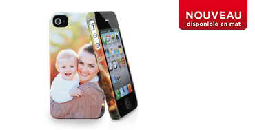 COQUE PREMIUM iPHONE® 4/4S