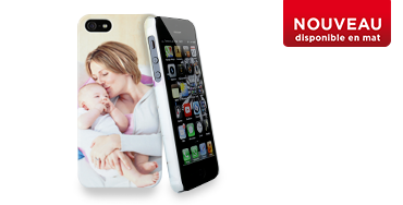 COQUE PREMIUM iPHONE® 5