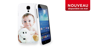 COQUE PREMIUM GALAXY S4