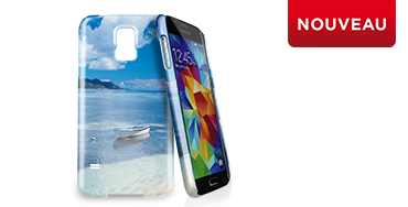 COQUE PREMIUM GALAXY® S5