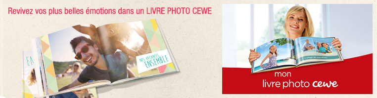 LIVRE PHOTO CEWE