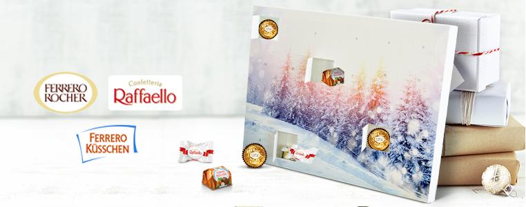 Calendrier photo de l'Avent Ferrero®