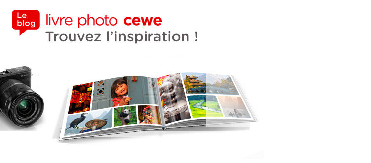 Le blog - LIVRE PHOTO CEWE