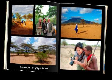 La grande migration Tanzanie