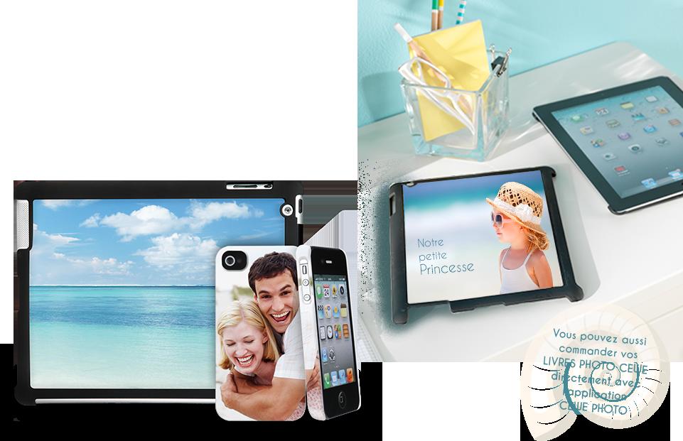 Coques de smartphone et de tablette