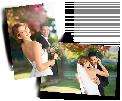 Pour des photos de mariage fantastiques