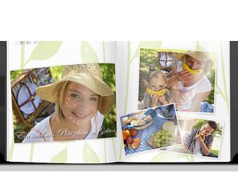 libro de fotos cewe pequeño