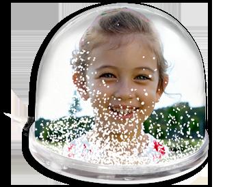Informations sur le produit Boule à neige