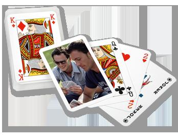 Informations sur le produit Jeu de poker
