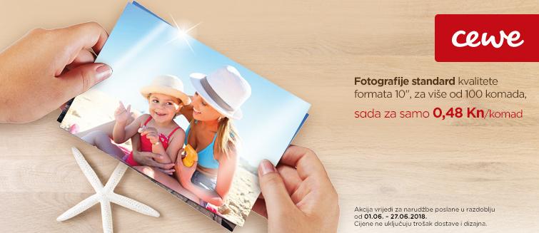 Fotografije standard - 0,48 kn/komad