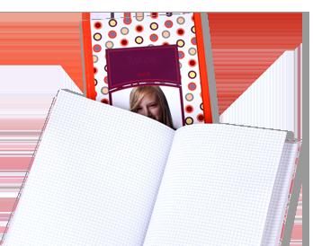 Bilježnica s tvrdim uvezom