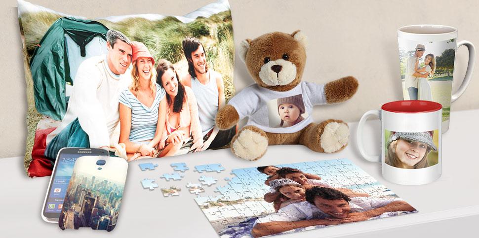 CEWE Foto pokloni za male i velike