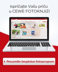 Preuzimanje CEWE FOTOSVIJET programa i Aplikacije