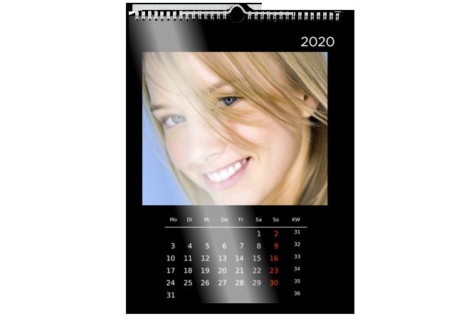 A2 kalendar