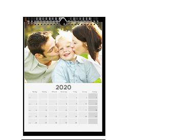 foto kalendari printani kalendari A4 zidni kalendari