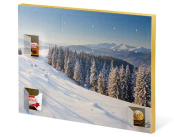 Premium adventski kalendar s Ferrero® pralinama