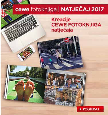 Cewe Fotoknjiga Natječaj 2017