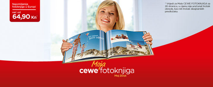 CEWE FOTOKNJIGA - Cewe.hr