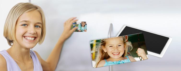 Tiskanje jedinstvenog foto magneta- cewe.hr