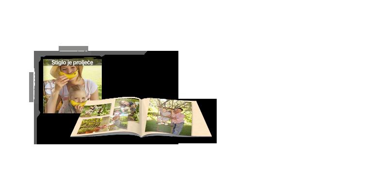 Format fotoknjižice - Mala CEWE FOTOKNJIGA