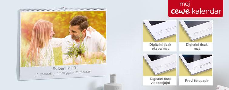 Online izrada zidnih foto kalendara