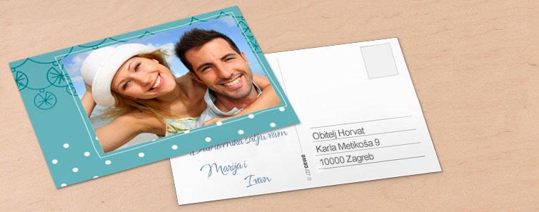 Poštankse razglednice