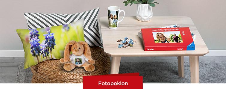 Izrada fotopoklona - Cewe.hr
