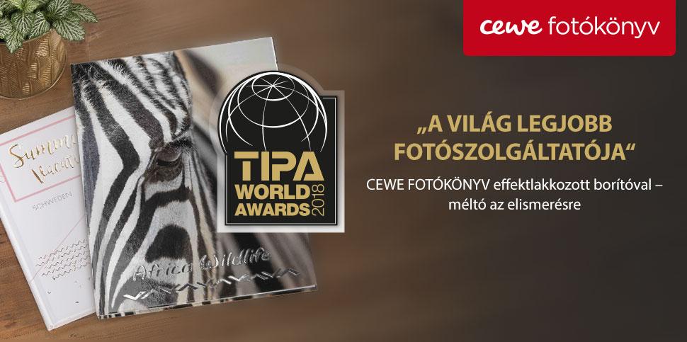 CEWE FOTÓKÖNYV Tipa - A Világ Legjobb Fotószolgáltatója