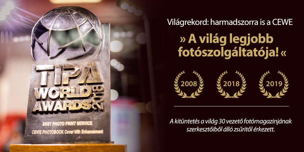 Világrekord: harmadszorra is a CEWE » A világ legjobb fotószolgáltatója! «
