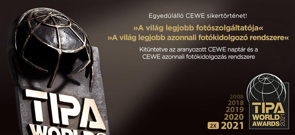 Első alkalommal egyszerre két rangos TIPA World Awards díjat nyertünk