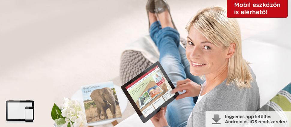 CEWE Fotóvilág alkalmazás - iOS és Android