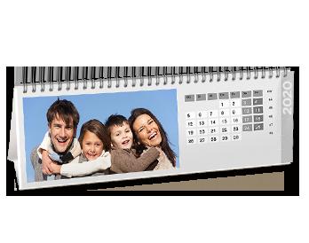Állítható asztali naptár