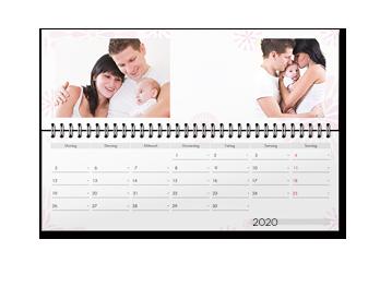 Asztali határidőnaptár