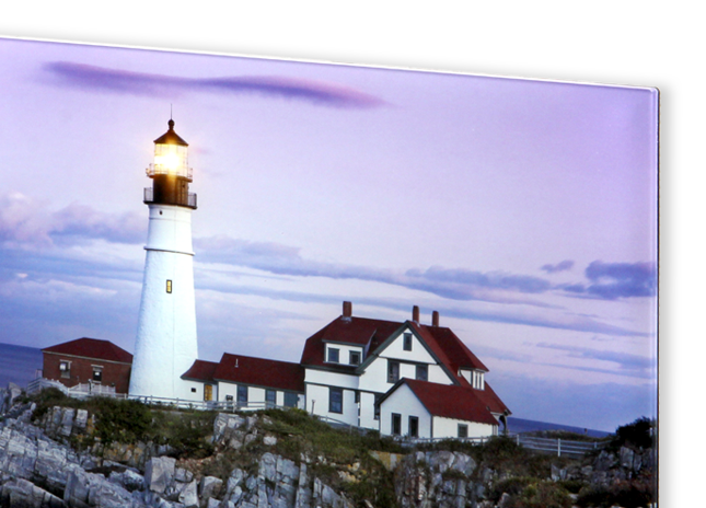 Fényképe 4 mm vastag akrilüvegre nyomtatva
