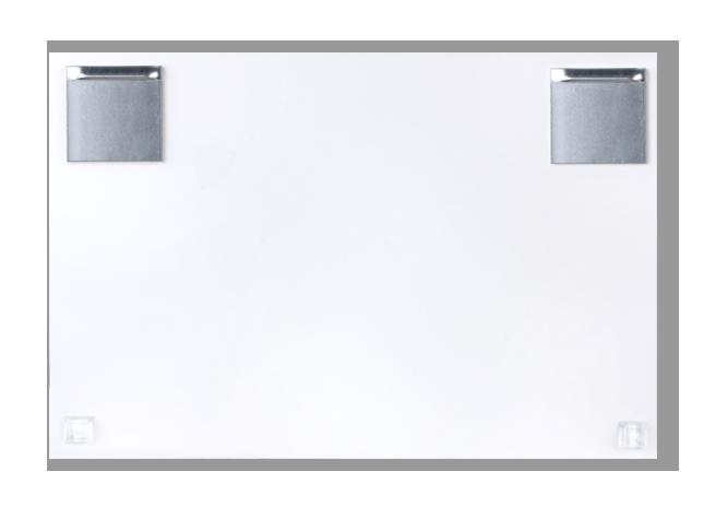 Akrilüveg fotó poszter készítés tükörlemezes rendszerrel