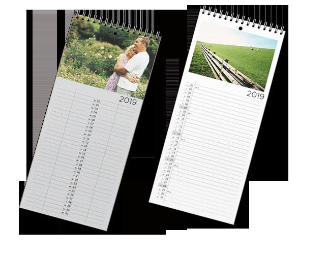 12+1 egyedi konyhai naptár oldal - Cewe