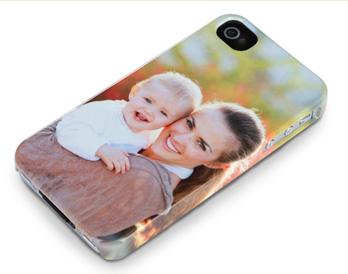 Fényképes iPhone 4/4S prémium tok rendelés