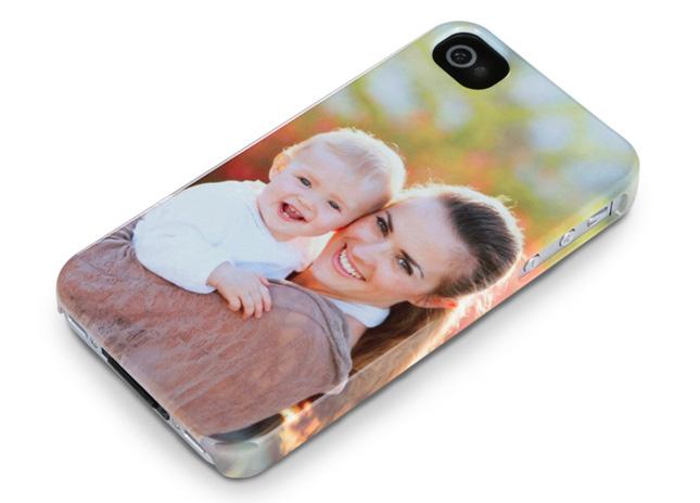 Egyedileg készíthető iPhone 4/4S prémium tok - Cewe