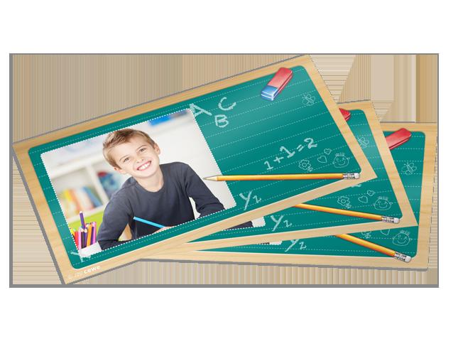 10 darabos fotópapíros üdvözlőkártya csomag - Cewe