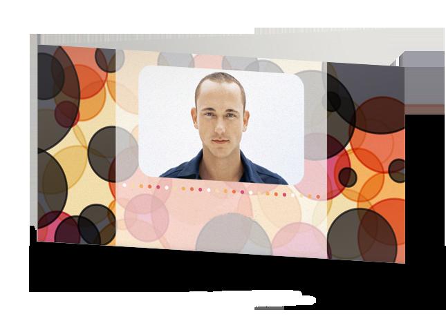 Fénykép nyomtatás XL méretű üdvözlőkártyára