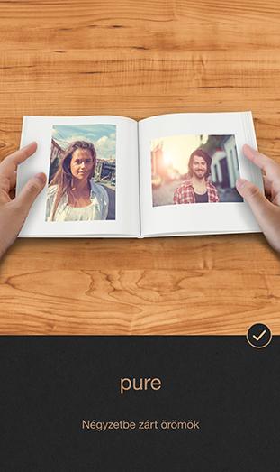 CEWE FOTÓKÖNYV Pure App
