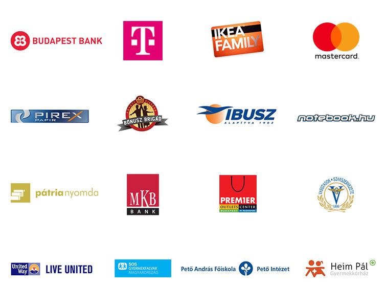CEWE Partnerek 2017