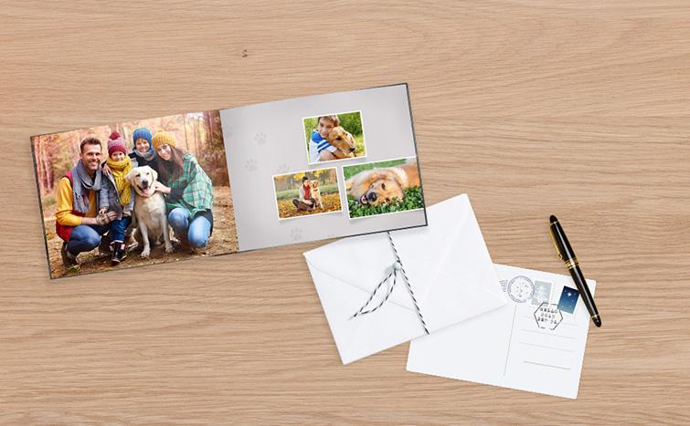 CEWE FOTÓKÖNYV Kompakt panoráma füzet