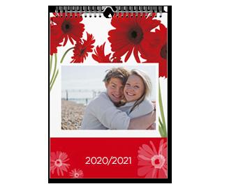 Calendar de familie A4 tip agendă